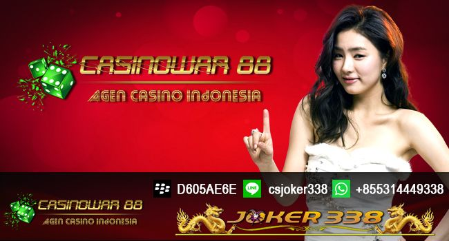 Login Casinowar88